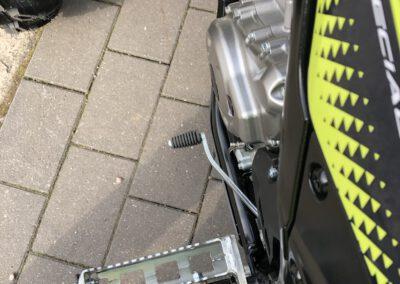 Yamaha Raptor Schalter