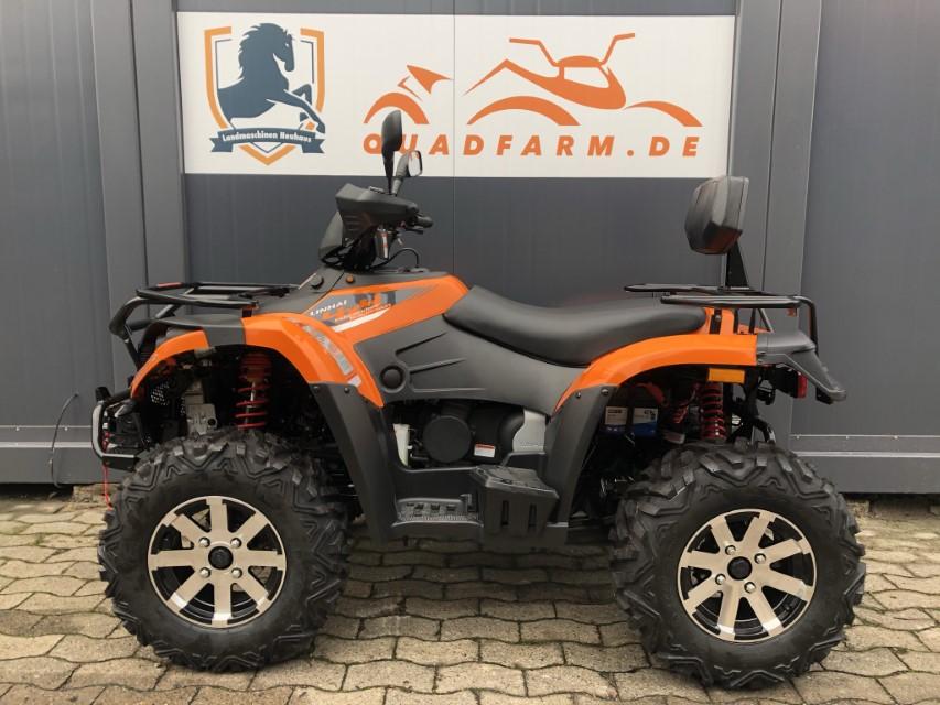 ATV / Quad Linhai 400 D EFI 4×4  LOF-Zulassung