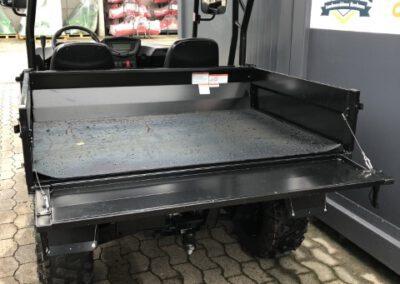 Fahrzeug Ladeboardwand