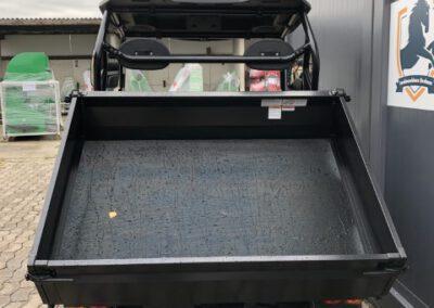 UTV / Side by Side Quadix Tooper 800 Diesel T1 Zulassung