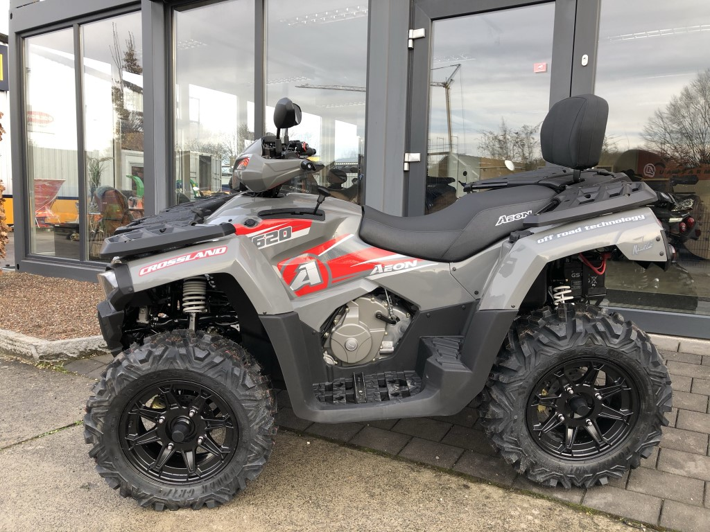 Quad / ATV Aeon Crossland 620 Sondermodell, 4×4, 41 PS, LOF