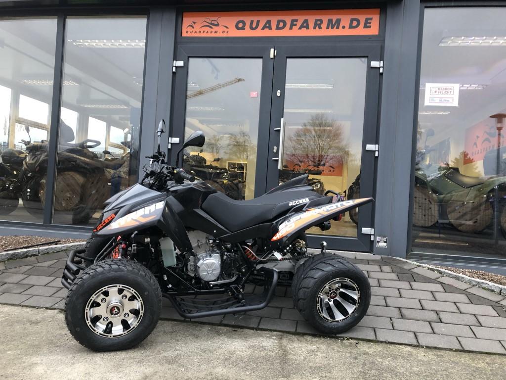 ATV / Quad Access Xtreme Supermoto 480, 37 PS, 449 ccm, LOF