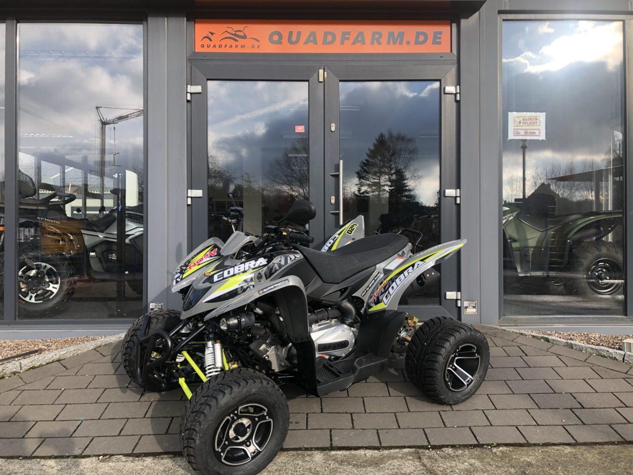 ATV / Quad Aeon Cobra 420 SM , 27 PS, 346 ccm, LOF
