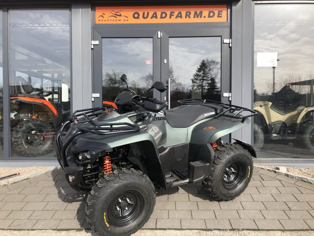 ATV / Quad Access Shade Xtreme 650 NG, 46 PS, 608ccm, LOF
