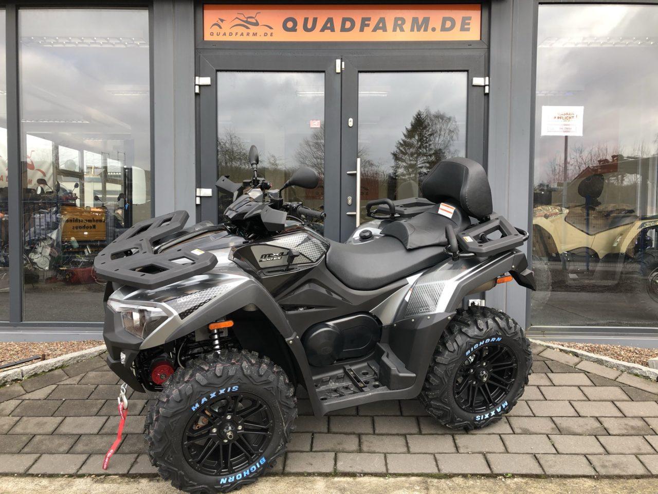 ATV / Quad Kymco MXU 700i T EPS, ABS, Servo, 4×4, 48 PS, 695 ccm