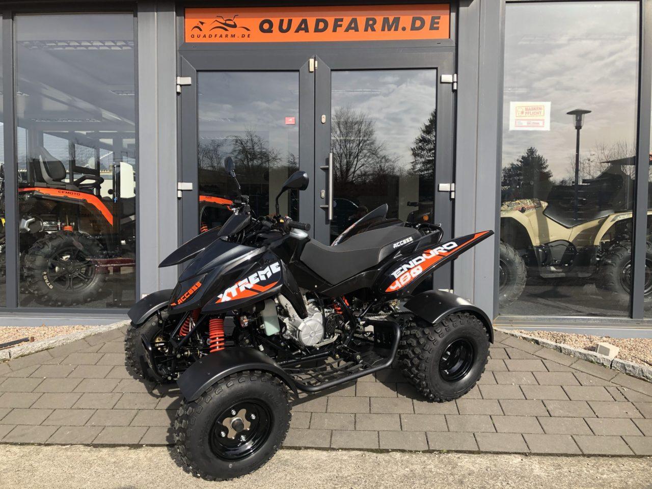ATV / Quad Access Xtreme Enduro 480, 37 PS, 449 ccm, LOF