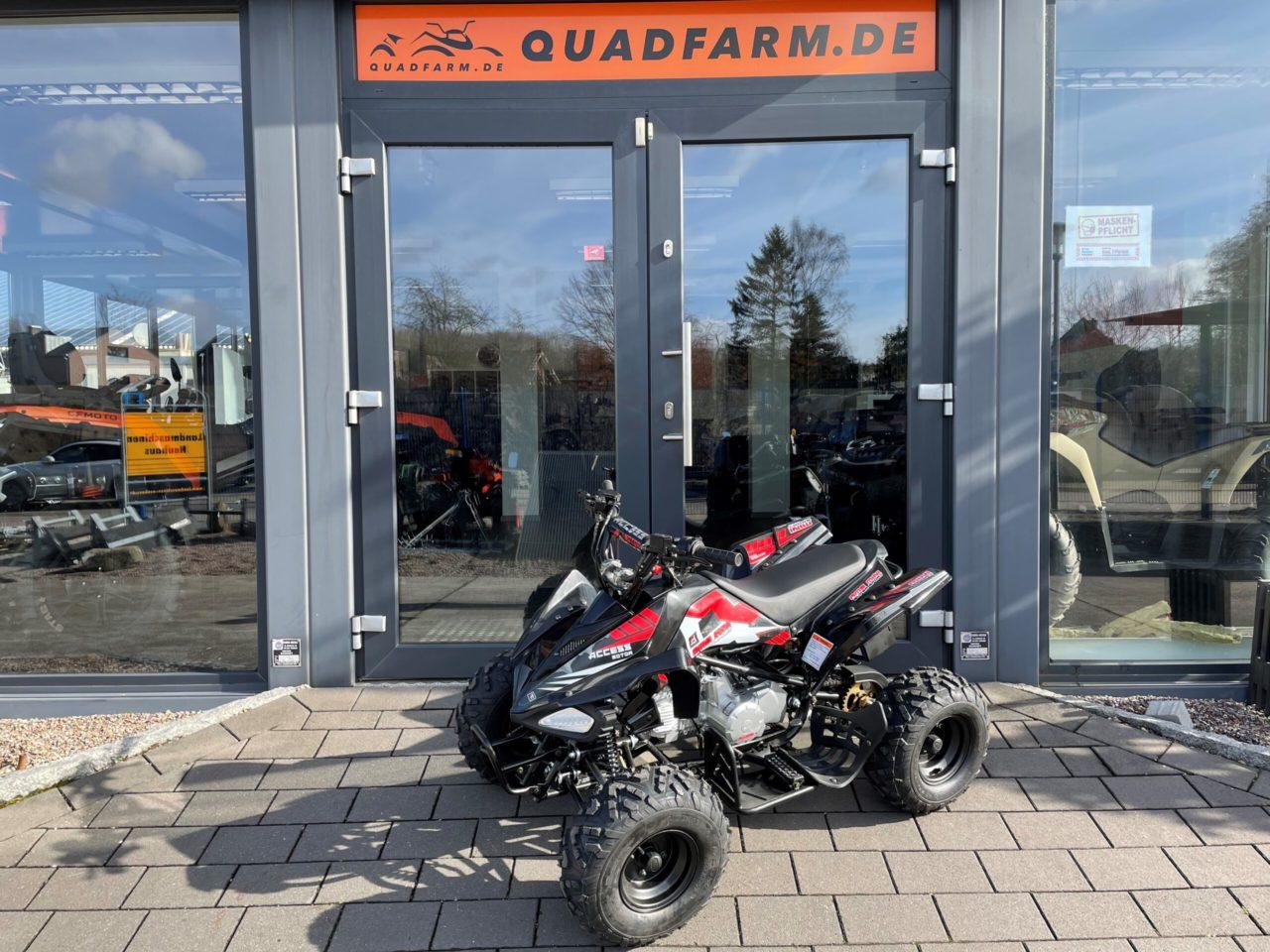 ATV / Quad Access MiniSport 110 Kinderquad Black