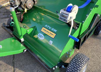 GEO ATV SW Paddock cleaner 2