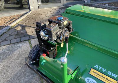 GEO ATV SW Paddock cleaner 4