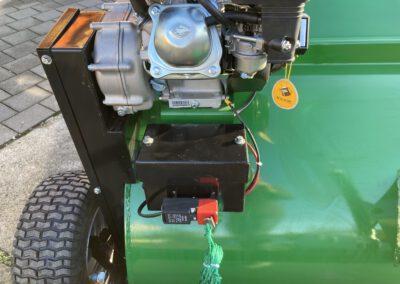 GEO ATV SW Paddock cleaner 6