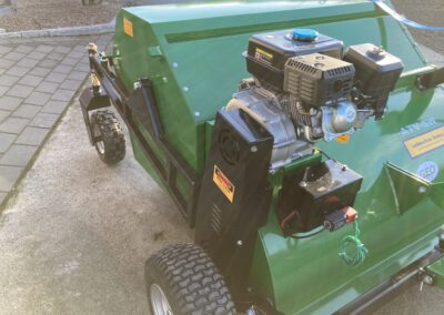 GEO ATV SW Paddock cleaner 7