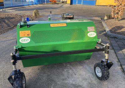 GEO ATV SW Paddock cleaner 8