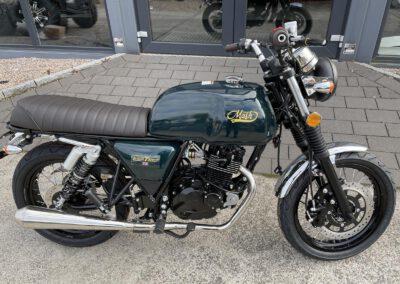Motorrad Mash British seven