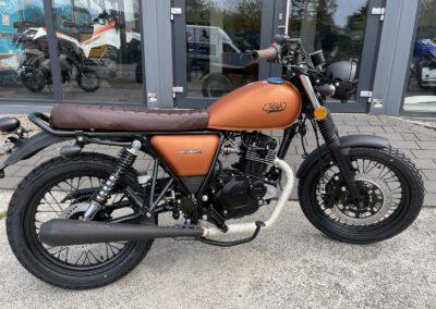 Motorrad Mash seventy