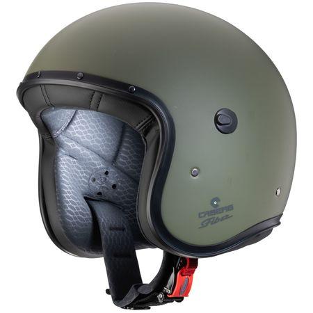 Caberg Helm Freeride matt-grün