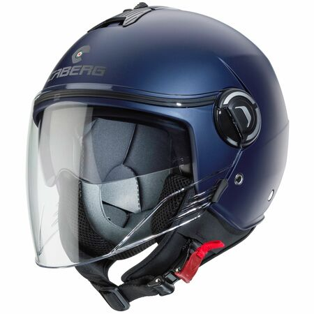Caberg Helm Riviera V4 matt-blau Yama