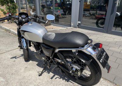 Brixton Sunray Motorrad