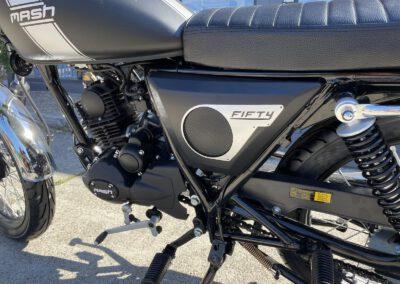 Mash Motorrad 50 ccm