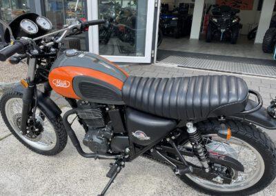 Mash Motorrad Scrambler