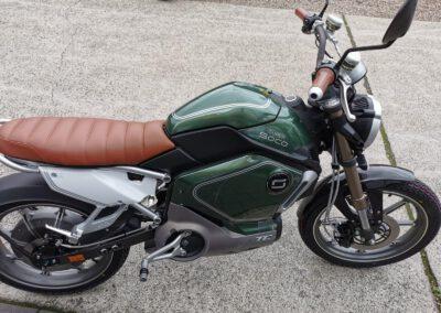 E-Motorrad Supersoco TC