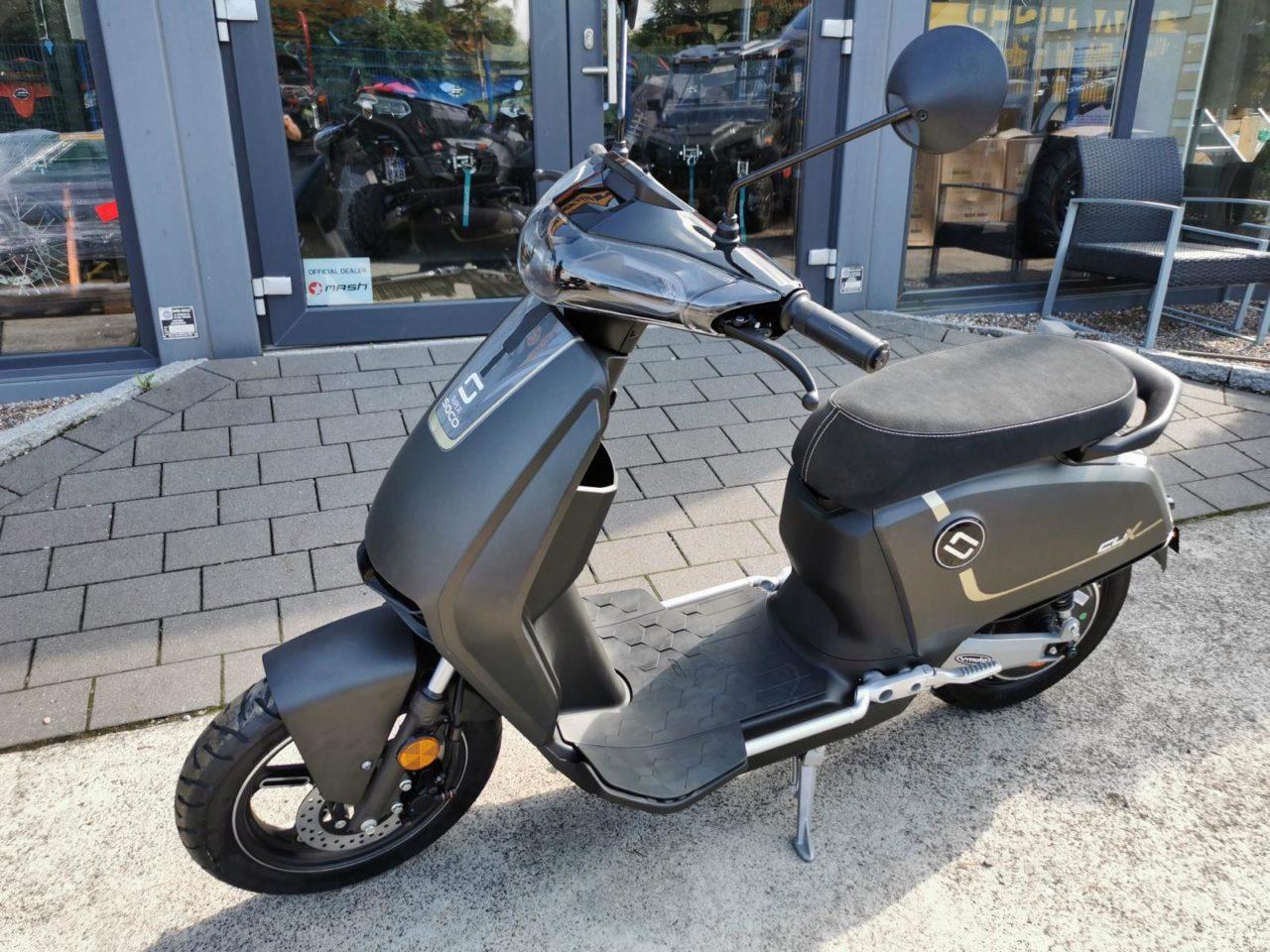 Roller, Scooter, E-Roller, Elektroroller Super Soco CUX 45