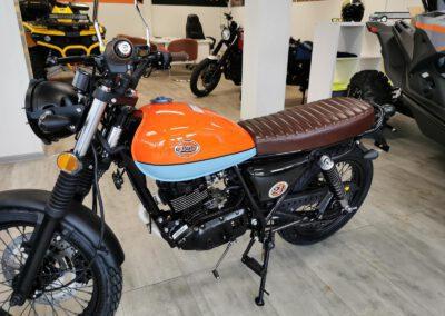Mash Motorrad 125 seventy