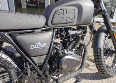 Motorrad Brixton 125 ccm