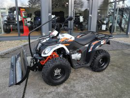 ATV / Quad Goes Copper, 12,6 PS, 200 ccm, AHK, LOF, Winterdienst