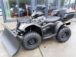 ATV / Quad GOES Iron, Allrad 27 PS, 400 ccm, Winterpaket, Zulassung